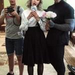 Свадьба Дениса Шальных
