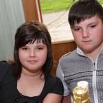 Сын и дочь Ольги и Виталия