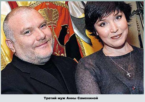 Анна Самохина и Евгений Федоров