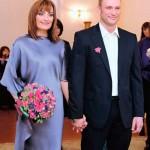 В загсе с Евгенией Ахременко