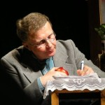 Валерий Шальных в спектакле