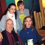 Фото с родителями и сестрой