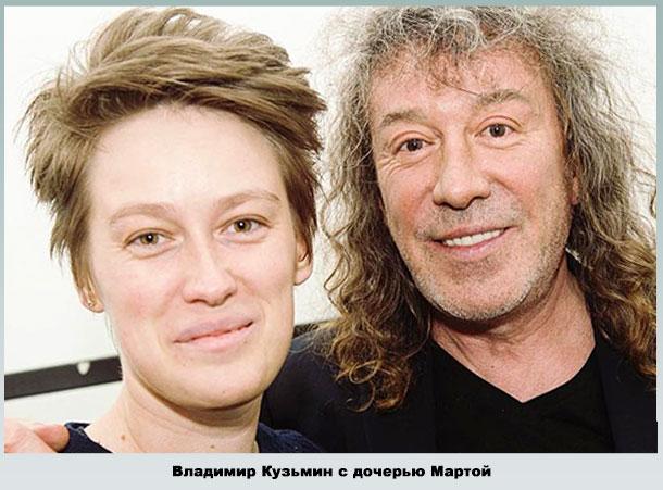 С дочкой от Ирины Мильциной