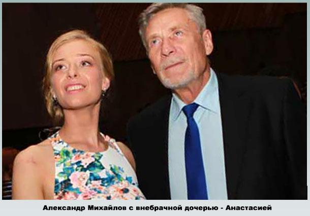 Дочь от Ольги Кузнецовой