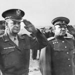 Эйзенахауэр и Жуков