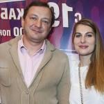 Елизавета Шевыркова с мужем