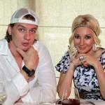 Игорь Макаров со своей женой