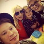 Селфи с детьми