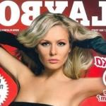 На обложке Playboy 2009 год