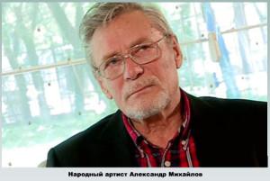 Популярный советский актер театра и кино