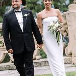 Празднование 10-летия свадьбы на острове Комо (2017 г,)