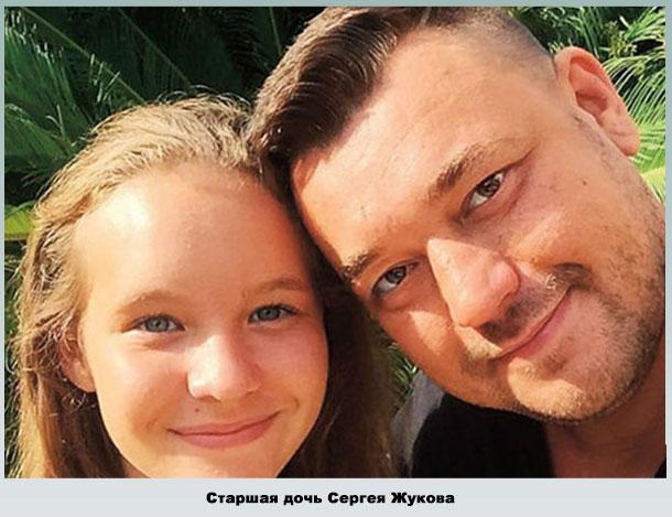 Дочь Сергея - Александра от первого брака