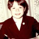 Стас в детстве