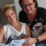 Супруги Жуковы после рождения седьмого ребенка