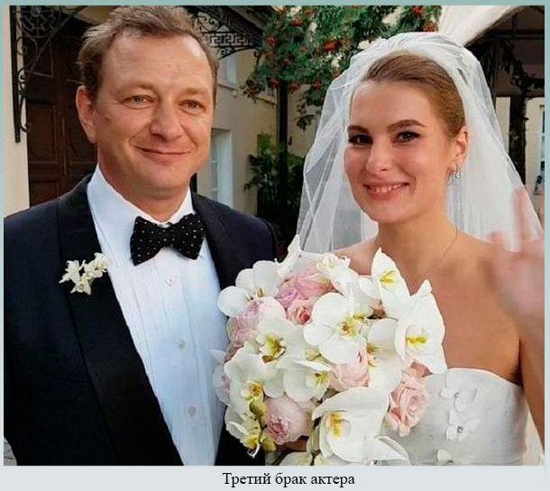 Третий брак актер
