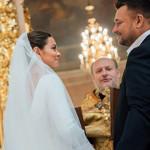 Венчание Регины и Сергея