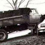 ДТП в котором погибли супруги Харламовы