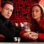 Актер с супругой Инной