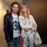 Дмитрий с супругой Оксаной Рожок