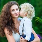 Екатерина с сыном