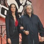 Мария Градская с отцом