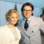 Наталья Шкулева с мужем