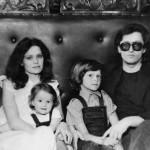 С Ольгой Фартышевой и детьми