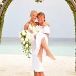 В свадебном путешествии с Бузовой