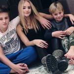 Дети Пескова от второго брака