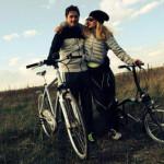 Совместная велосипедная прогулка
