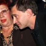 Константин с мамой