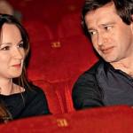 С Ольгой Литвиновой в театре
