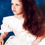 Младшая дочь актера - Таня