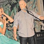 Орлова и Задорнов на сцене