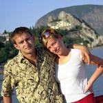 Супруги на отдыхе