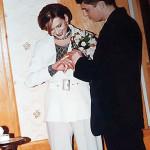 Свадьба Сергея Бодрова и Светланы Михайловой