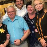 Виталина с родителями и Прохор с мамой