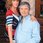 Андрей Тришин с супругой