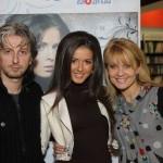 Анна Шурочкина с родителями