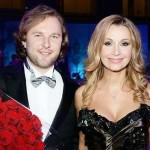 Илья Платонов с женой