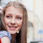 Молодая и талантливая девушка Лиза