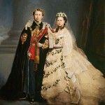 Бракосочетание королевы и принца