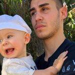 Максим с сыном