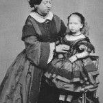 Королева Виктория с дочкой