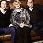 Никита с родителями