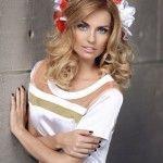 Певица Александра Савельева