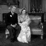 Принц и королева с дочкой