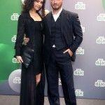 С красавицей женой Ксенией