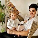 С малышкой Алексией
