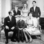 Семья королевы Елизаветы II